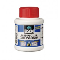 Bison hard pvc lijm 250 ml